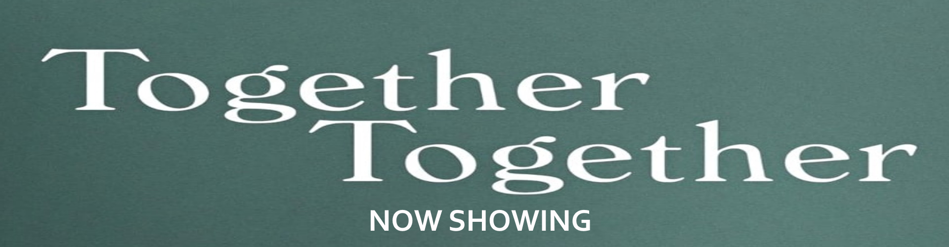 togethertogetherbanner