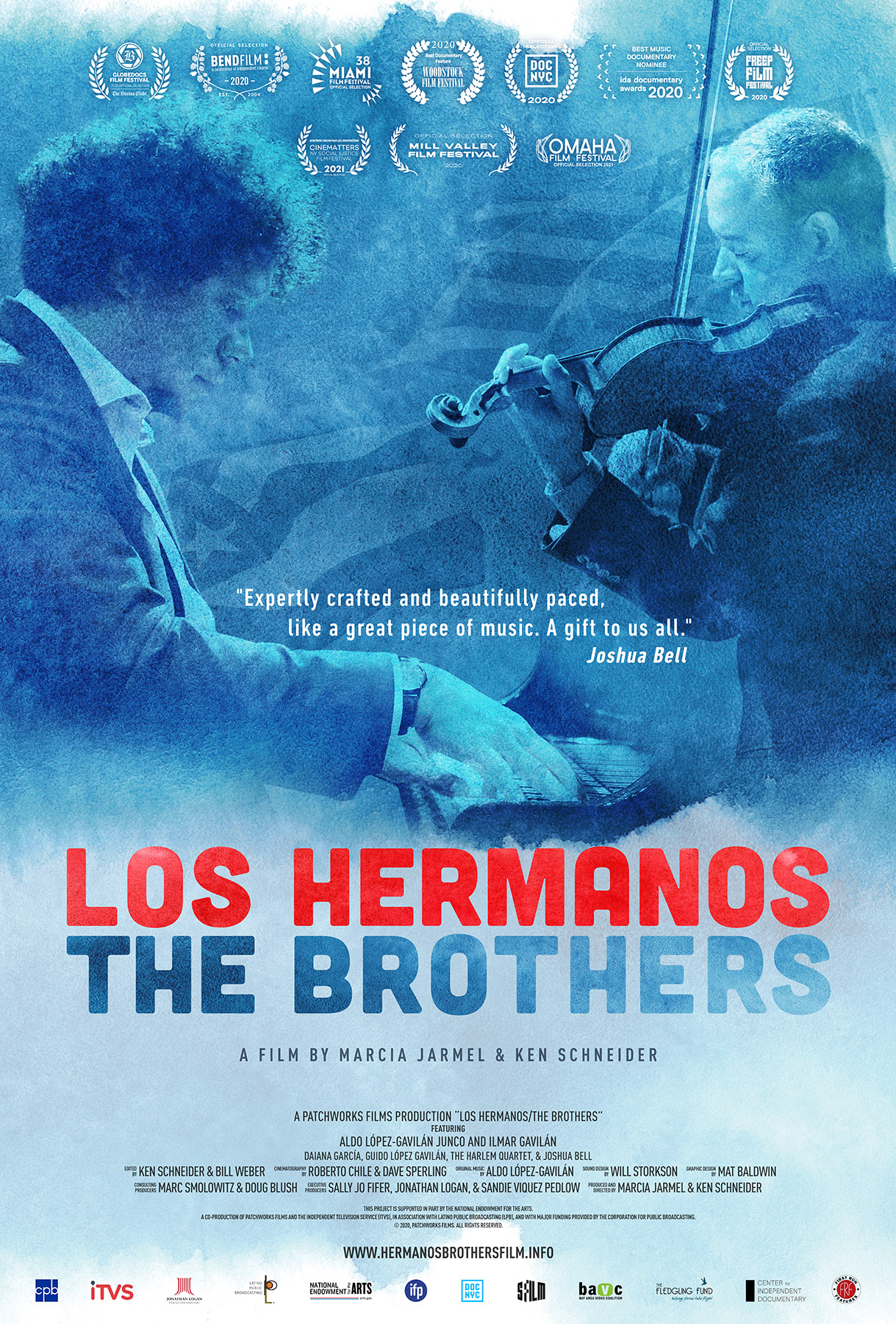 LosHermanos-TheBrothers_Poster
